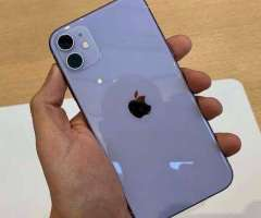 Iphone 11 64gb liberado (lila)
