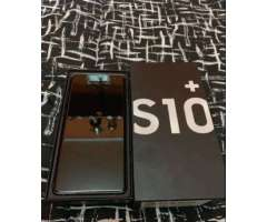 SAMSUNG S10 PLUS (Vendo o cambio por laptop Gamer i7 o cpu)