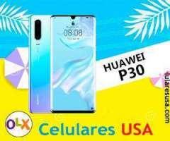 Huawei P30 Leica 128gb Sellado / Tienda SAN BORJA / Garantía