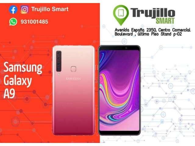 Samsung Galaxy A9 128 Gb, Garantia 1 Año