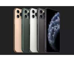 Iphone 11 Pro Max  Pantalla Super Retina XDR  de 64gb