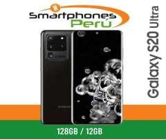 Samsung Galaxy S20 Ultra 128GB 12GB Ram Garantia