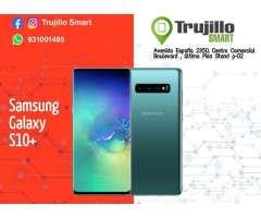 Samsung S10 Plus 128 Gb Garantia Tienda