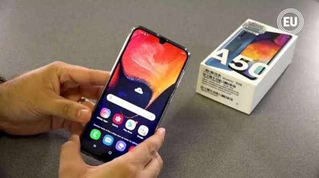 Samsung A50 en venta totalmente operativo