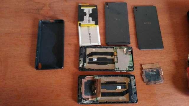 F3113 F3311 Piezas Originales Sony E5