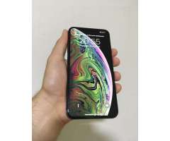 Iphone xs max 256gb desbloqueado