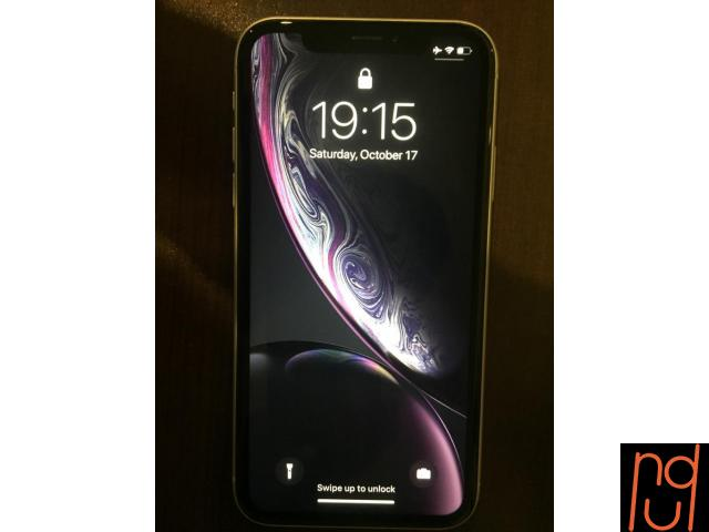iPhone XR 128 GB Blanco Nuevo