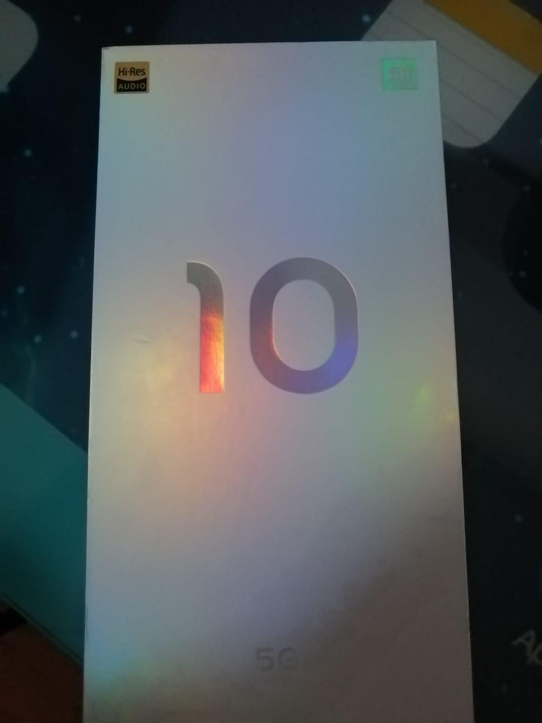 Xiaomi mi 10 snapdragon 865, 108mp, 128gb memoria