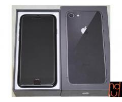 Iphone 8 64 Gb Usado 9/10, Negro